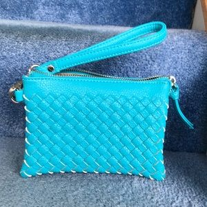 Charming Charlie Purse/Wristlet (never used!)